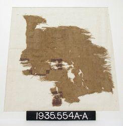 Textile (Mantle Fragment)