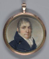 Elizabeth Gaillard Gourdin and Theodore Gourdin (1766–1835; 1764–1826)