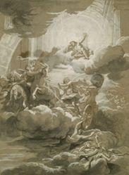 Phaeton Driving the Chariot of Apollo