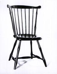 Fan-Back Windsor Side Chair