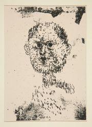 Head (Kopf) - Bearded Man (Baertiger Mann)