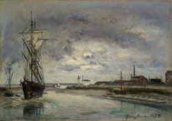 The Port of Honfleur