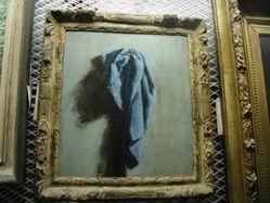 Blue Towel