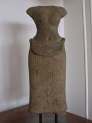 Torso of a Female Deity