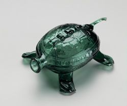Sailors' Rights Flask (Turtle Whimsy)