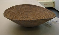 Basket (Pima or Apache)