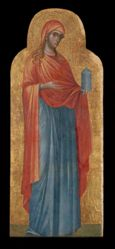 Saints Mary Magdalene and John the Baptist