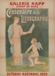 Galerie Rapp...Centenaire de la Lithographie (Centennial of Lithography)