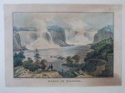 Falls of Niagara./From Clifton House