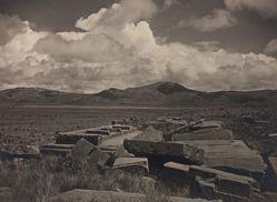 Ruinas de Tihuanaco