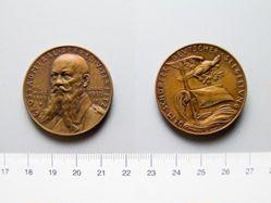 Bronze Medal of Admiral Alfred von Tirpitz