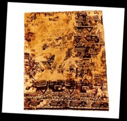 Panel from a Hanging or Ritual Cloth