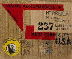 Postal Collage