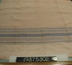 Length of compound cloth
