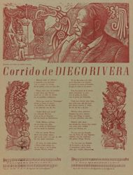 Corrido de Diego Rivera (Ballad of Diego Rivera)
