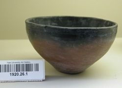 Black-topped Bowl