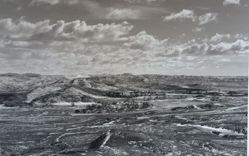 Crazy Woman Creek, Johnson County, Wyoming, from the series Susurrations: the Wyoming Grasslands Photographic Project