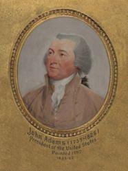 John Adams (1735-1826), LL.D. 1788