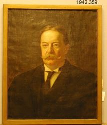 William Howard Taft (1857-1930), B.A. 1878, LL.D. 1893