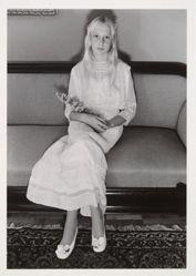 Untitled (Girl in White Dress), from the portfolio Joyce Baronio