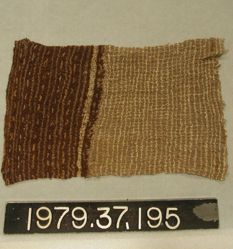 Chancay textile, fragment