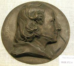 Eugene Burnouf: bronze cast