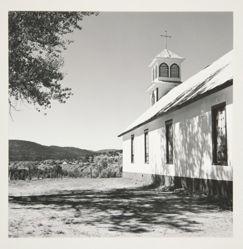 San Juan Chapel, near Pagosa Junction, Colorado