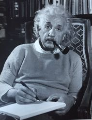 Einstein at Work, Princeton