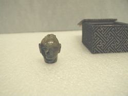 Pendant in Form of Male Head