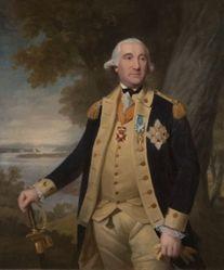 Major General Friedrich Wilhelm Augustus, Baron von Steuben (1730-1794)