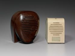 """Radio Nurse"" and ""Guardian Ear"" Short Wave Radio Transmitter"