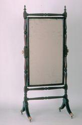 Screen dressing glass