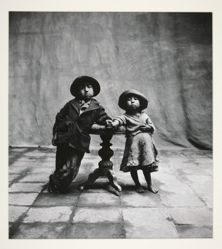 Cuzco Children, Peru, December 1948
