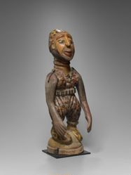 Headdress in the Form of a Male Figure