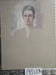Unfinished Portrait of a Lady