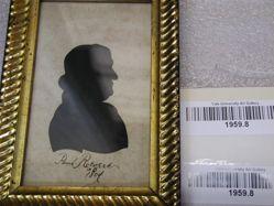 Silhouette of Paul Revere