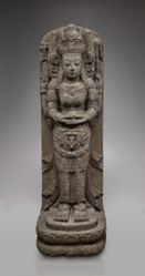 Deification Statue in the Shape of the Goddess Parvati