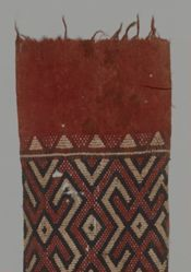 Head or Waist Wrapper (Pewo or Mbesa Tali Tobatu)