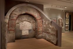 Shrine to the God Mithras (Mithraeum)