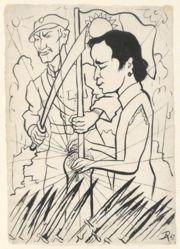 Chiang Kai-shek and Soong Mei-ling