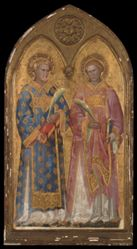 Two Deacon Saints