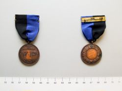 Medal of the Yale-Princeton Freshman Track Meet