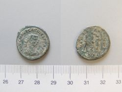 Antoninianus of Carinus from Antioch