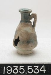 Small one-handled vase