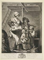 La marchande de Pommes Cuites