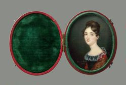 Caroline Sumner Heywood (later Caroline Sumner Heywood Allen, 1796–1887)