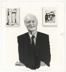 Portrait of Richard Brown Baker