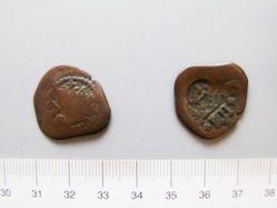 Copper 8 maravedis of Philip IV
