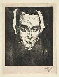 Portrait of Dr. Heinrich Schwarz