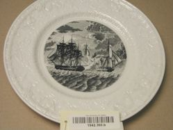Plate: The Constellation and L'Insurgent